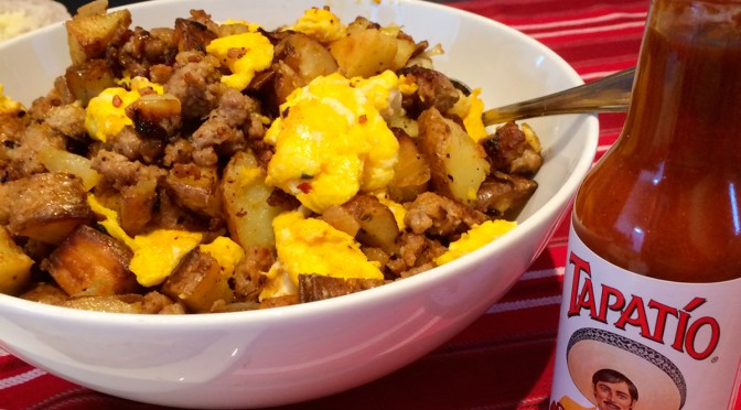 varme kokte poteter