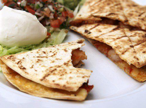 Flashback Fridays: Grilled Quesadillas